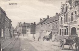 Deinze - Centrum - Tramlijn - Stootkar - Deinze