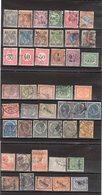 INDES NEERLANDAISES - Y&T -  Petit Lot - Années 1899 à 1921 - O - - Netherlands Indies