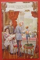 AUSTRIA - KAISER FRANZ JOSEF I MIT FAMILIE - Familles Royales