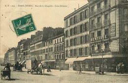 PARIS 18 Eme  Rue De La Chapelle  Coin Ordener - Paris (18)