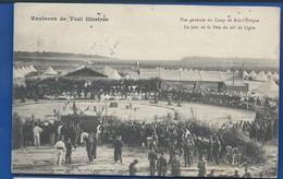 Camp Du Bois L'évêque    TOUL   Le Jour De La Fête Du 26° De Ligne      Animées  écrite En 1904 - Autres Communes