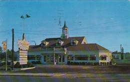 Indiana Fort Wayne Colonial Restaurant 1956 - Fort Wayne