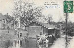 MALAY-le-PETIT : Paysage (à L'Abreuvoir) - Other Municipalities