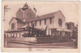 Maroc / Morocco - RABAT - L'Eglise - 1929 - Rabat