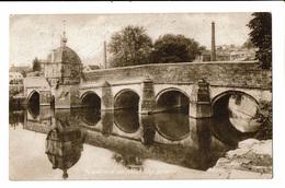 CPA - Carte Postale -Royaume Uni - Bradford On Avon The Bridge 1916 - VM519 - Bradford