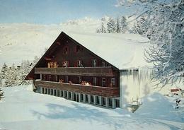 BETTMERALP Bergschul- Und Ferienhaus Der Gemeinde Möriken-Wildegg - VS Valais