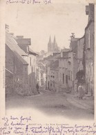 50 / SAINT LO / LA RUE FALOURDEL / PRECURSEUR 1902 - Saint Lo
