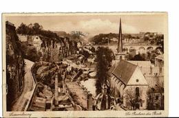 CPA - Carte Postale -Luxembourg - Les Rochers Du Rock-1934- VM520 - Luxembourg - Ville