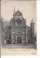 CPA 76 - Eu - La Chapelle Du Collège : Achat Immédiat - Eu