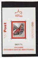 SRO160 ÖSTERREICH 2000 Michl BLOCK 13 ** Postfrisch SIEHE ABBILDUNG - 1945-.... 2. Republik