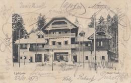 Ljubljana - Hotel Tivoli 1913 - Slovenië