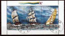 Zweden Mi 1709,1711 H-Blad Europa Cept 1992 Gestempeld  Fine Used - Europa-CEPT