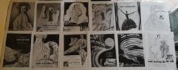 LA SOIE NATURELLE (12 Publicités) - Publicités