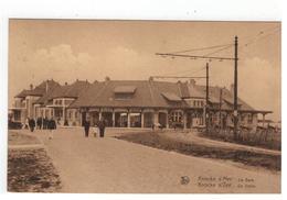 Knocke-s/Mer - La Gare  Knocke A/Zee De Statie 1928 - Knokke