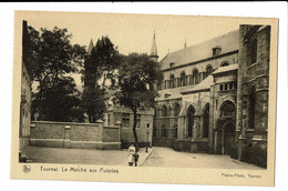 CPA - Carte Postale -Belgique - Tournai- Le Marché Au Poteries - VM522 - Doornik