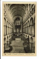 CPA - Carte Postale -Belgique - Tournai- La Grande Nef De La Cathédrale - VM523 - Doornik