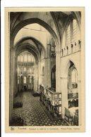 CPA - Carte Postale -Belgique - Tournai- Le Transept Et Jubé De La Cathédrale - VM526 - Doornik