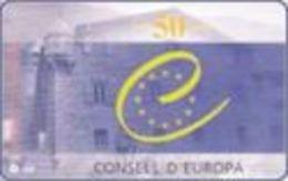 Telecarte ANDORRE Consell General - Andorre