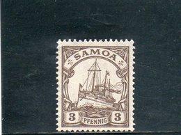 SAMOA 1914-6 * - Colony: Samoa