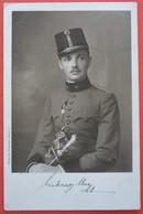 AUSTRIA - ERZHERZOG MAX , ROTES KREUZ KARTE NR.136 - Guerre 1914-18