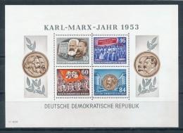 DDR Block 9 A ** Geprüft Schönherr Mi. 90,- - [6] République Démocratique