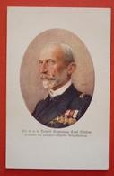 AUSTRIA - ERZHERZOG KARL STEFAN , ROTES KREUZ KARTE NR.426 - Weltkrieg 1914-18