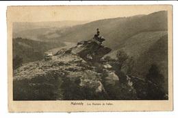 CPA - Carte Postale -BELGIQUE - Malmedy- Les Rochers De Falize-1932 VM529 - Malmedy