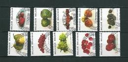 (VD) Zegel 3685 - 3694 Gestempeld - Belgium