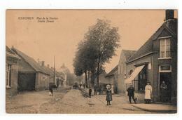 Essen ESSCHEN Statie Straat Rue De La Sration - Essen