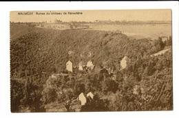 CPA - Carte Postale -BELGIQUE - Malmedy- Ruines Du Château De Rénastière- VM530 - Malmedy