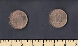 Mauritius 1 Cent 1949 - Maurice