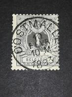 COB N ° 43 Oblitération Oostmalle 1893 - 1884-1891 Léopold II