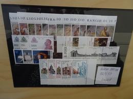 Vatikan Jahrgang 1991 Postfrisch Komplett (6904) - Vatikan