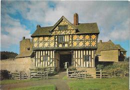 STOKESAY CASTLE, SHROPSHIRE - The Gatehouse - Shropshire
