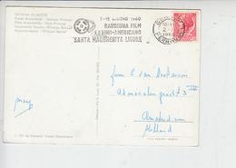 """ITALIA  1960 - Targhetta Pubblicitaria """"film """"Latino-Americano"""" - Cinema"""