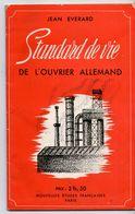 Grosse Revue De Propagande Sur Le Travail En Allemagne Sto 1942 Collaboration Pétain - 1939-45