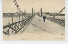 JARGEAU - Le Pont - Jargeau