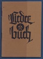 Livre De Chants Allemand - Lieder Buch Gaupropagandaleitung Der NSDAP  GAU  ESSEN - 1939-45