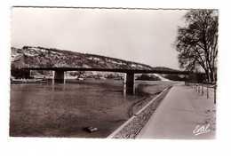 27 Vernon  La Seine Le Pont Et Les Promenades CPSM PF Edit Estel N°21853 - Vernon