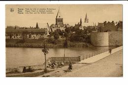 CPA - Carte Postale -BELGIQUE - Ieper - Porte De Lille Et Cimetière Britanique  VM536 - Ieper