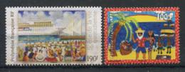 Polynésie Français 2007 Mi. 1015,1023 Neuf ** 100% Culture, Enfants - Französisch-Polynesien