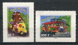 Polynésie Français 2008 Mi. 1035-1036 Neuf ** 100% Tourisme - Französisch-Polynesien