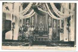 Loix En Ré . Intérieur De L'Eglise - Ile De Ré