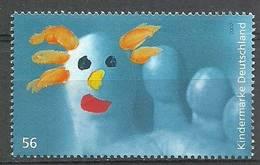Germany - Federal Republic 2002 Mi 2280 MNH ( ZE5 GRM2280 ) - Enfance & Jeunesse