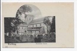 Worthing - Broadwater Church - Undivided Back - Worthing