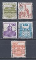 Duitsland/Germany/Allemagne/Deutschland 1982 Mi: 1139AI-1143AI Yt:  (Gebr/used/obl/o)(4128) - [7] West-Duitsland