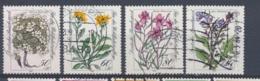 Duitsland/Germany/Allemagne/Deutschland 1983 Mi: 1188-1191 Yt: 1020-1023 (Gebr/used/obl/o)(4129) - [7] West-Duitsland