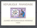 COB BL1 Weerkunde-Météorologique 1964 MNH-postfris-neuf - Rwanda