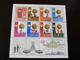 D P R OF KOREA  - JEUX OLYMPIQUES MONTREAL  1976  - - Corée Du Nord