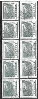 8Bv-954:restje: 10 Zegels 100 00 (mi392) ...om Verder Uit Te Zoeken... - Corée Du Sud